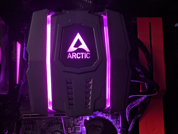 Arctic Freezer 50 Tr Review 8