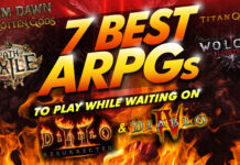 7 best arpg's to play while waiting on diablo ii resurrected & diablo iv
