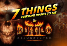 7 things everyone wants to see in diablo ii resurrected