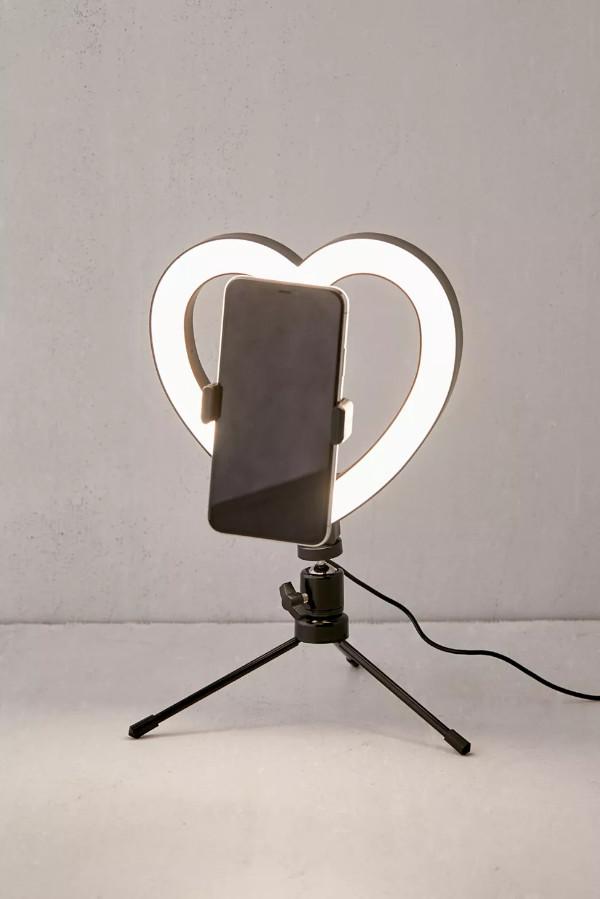 Heart Ring Light