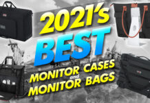 2021's best monitor cases and monitor bags