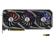 asus rog strix nvidia geforce rtx 3090