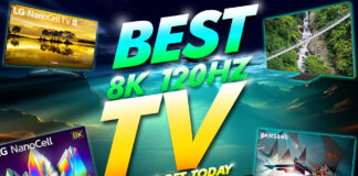 best 8k 120hz tv you can get today