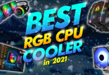 best rgb cpu coolers in 2021