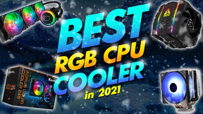 best rgb cpu coolers in 2021
