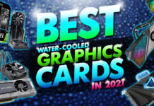 best water cooled graphics cards in 2021