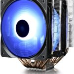 deepcool neptwin rgb cpu cooler