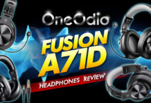 oneodio fusion a71d headphones review