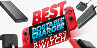 what is the best portable charger for nintendo switch