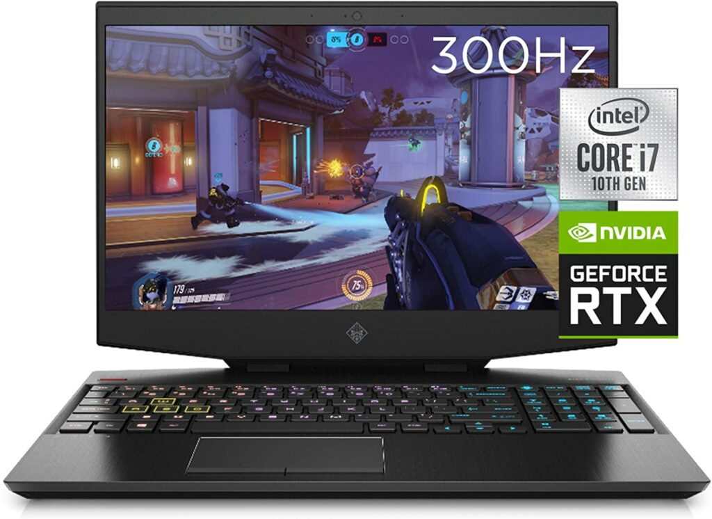 2020 omen 15 gaming laptop