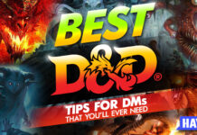best d&d tips for dms that you'll ever need