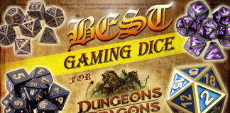 best gaming dice for d&d