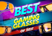 best gaming glasses of 2021