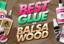 best glue for balsa wood