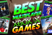 best multiplayer xbox series x games