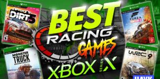 best racing games xbox series x