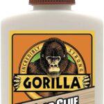 gorilla balsa wood glue