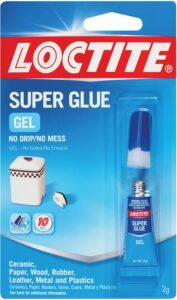 loctite super glue gel 2 gram tube