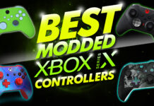the 6 best modded xbox series x controllers
