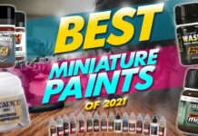 the best miniature paints of 2021