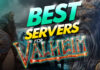 best servers for valheim