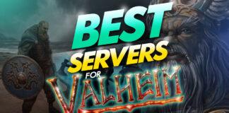 best servers for valheim