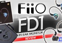 fiio fd1 in ear monitor review