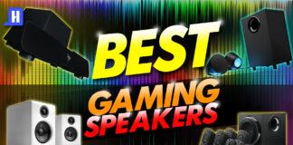best gaming speakers