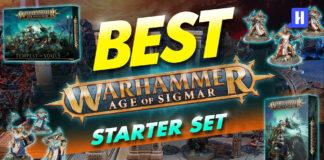 best warhammer age of sigmar starter set