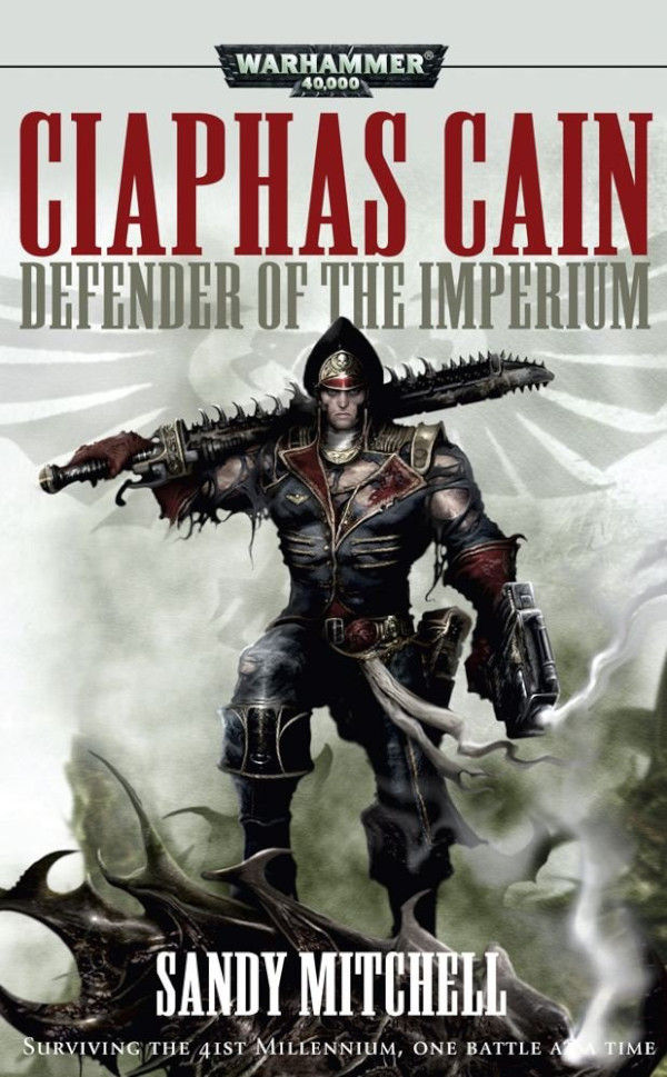 caiphas cain defender of the imperium