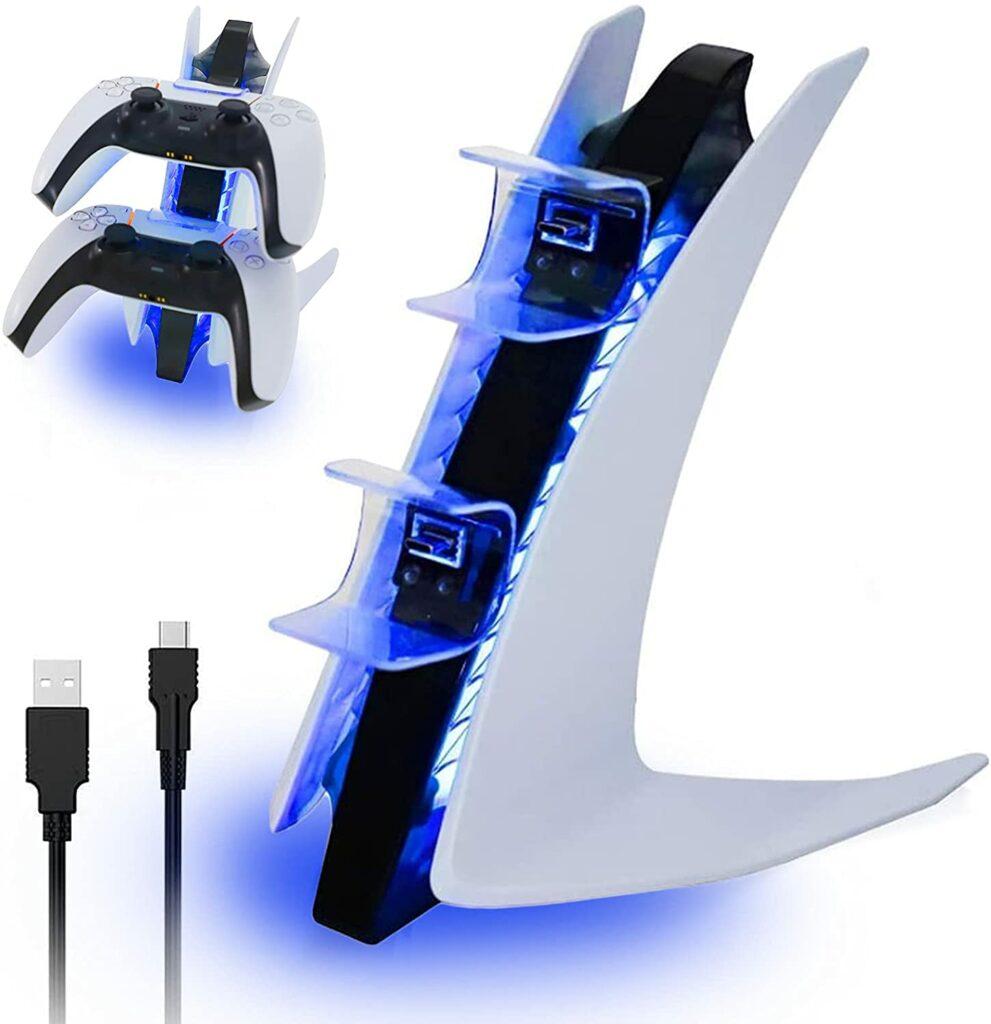 nexigo ps5 dualsense controller charger special edition