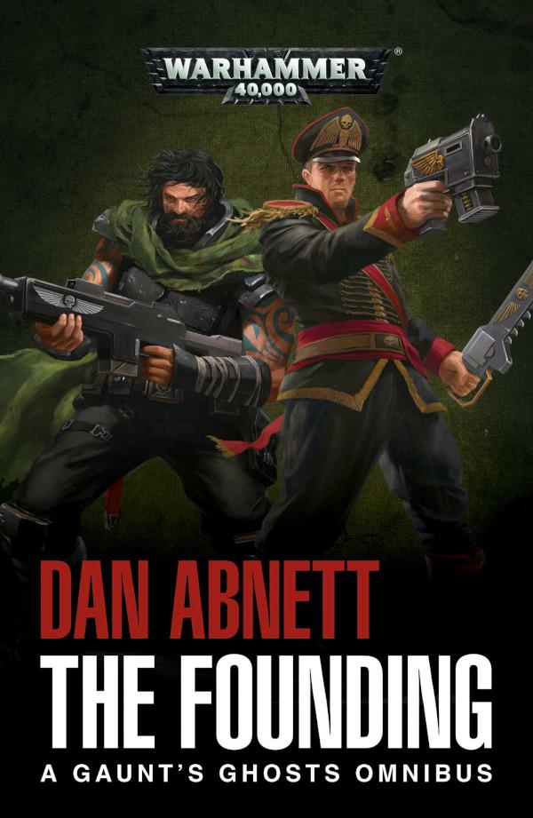 the founding by dan abnett