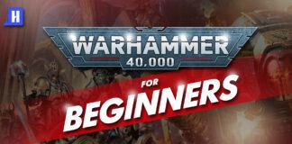 warhammer 40k for beginners