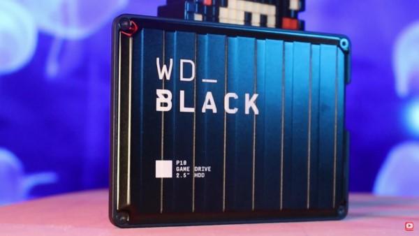 western digital black p10