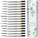 professional detail set by crafts and colors
