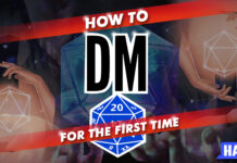 how to dm for the first time