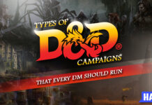 types of d&d campaigns that every dm should run