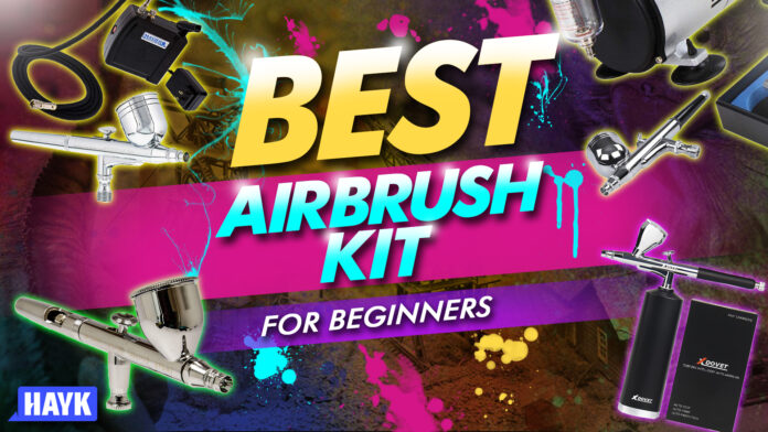 best airbrush kits for beginners