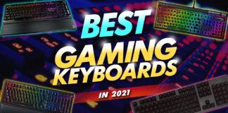 best gaming keyboards in 2021