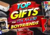 top gifts for gamer boyfriends