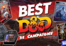 best d&d 5e campaigns