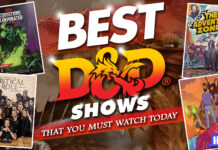 best d&d shows that you must watch today